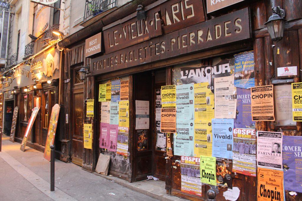 Compra de un inmueble en Francia
