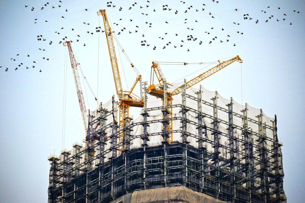 construcción en Francia